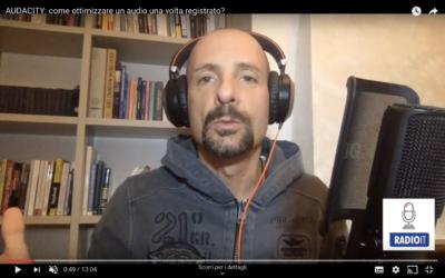 TUTORIAL – Sistemare l'audio dei tuoi podcast in 5 mosse