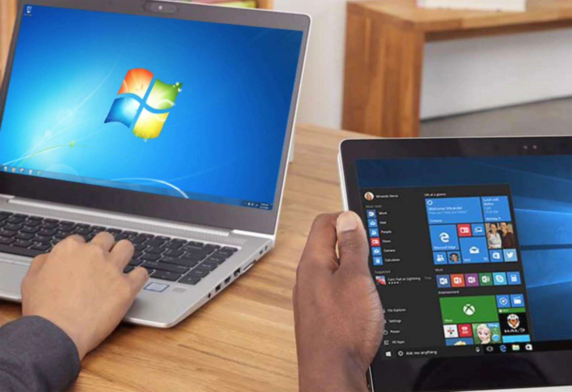 LOGICOM – Perché si deve passare a Windows 10 dal 7, e si deve farlo ora