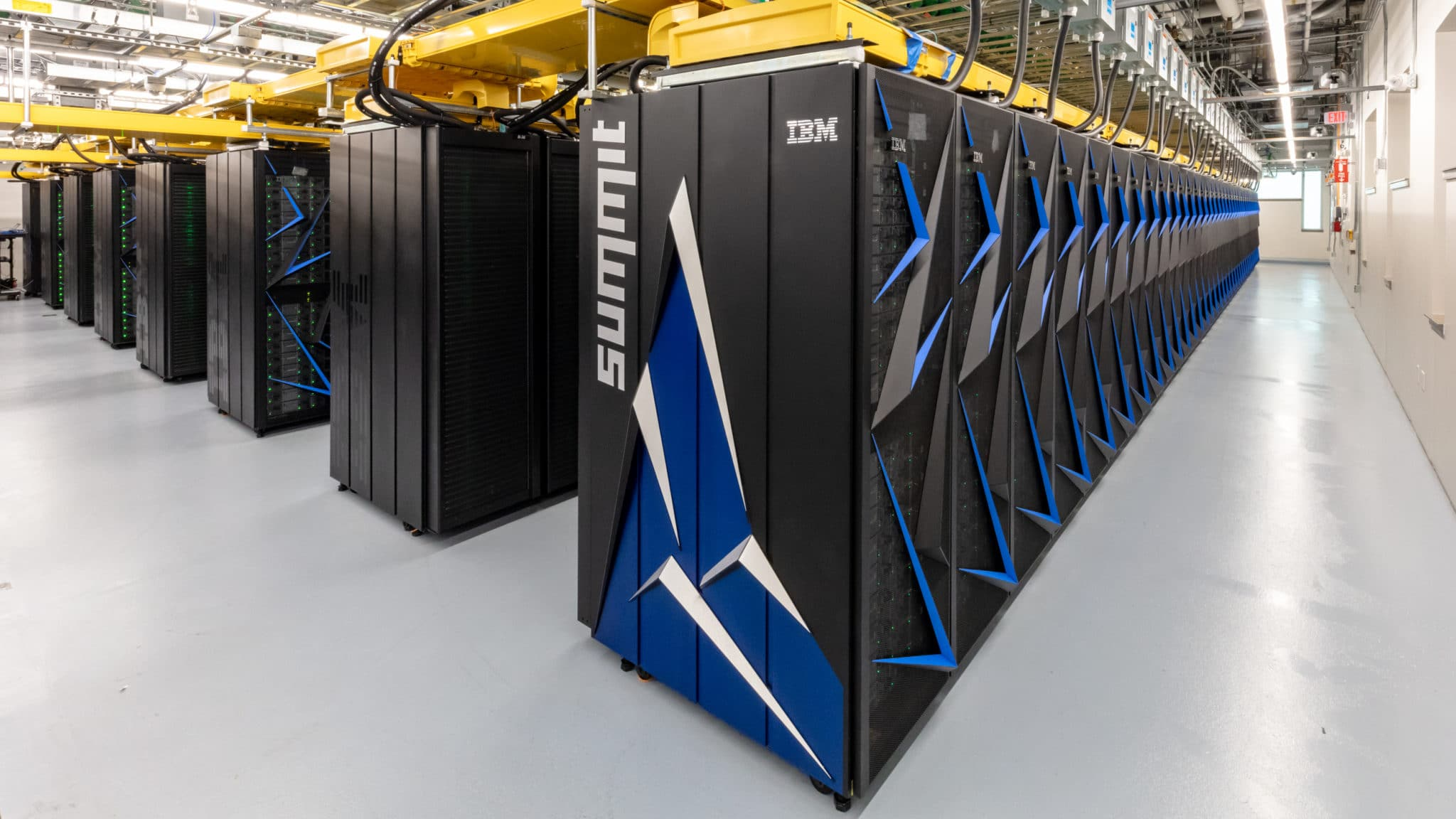 TECHMED – Un supercomputer per trovare la cura al coronavirus