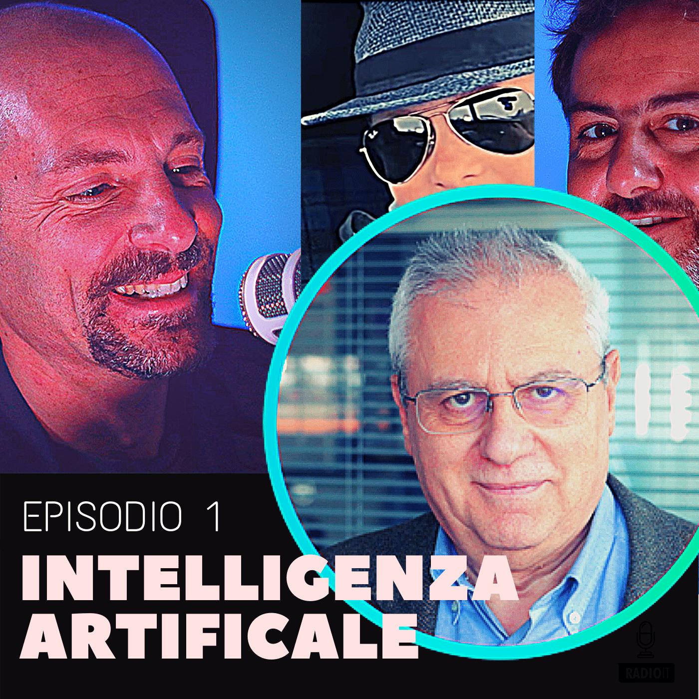 intelligenza artificiale podcast