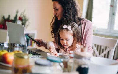 NFON – Smart working e bambini: come tenerli insieme senza diventare matti?