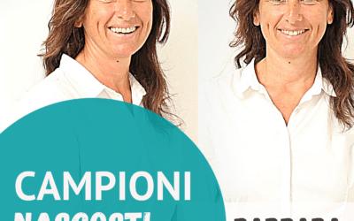 CAMPIONI NASCOSTI | ERP – Episodio 2: Barbara Vici e il recupero del tempo perduto