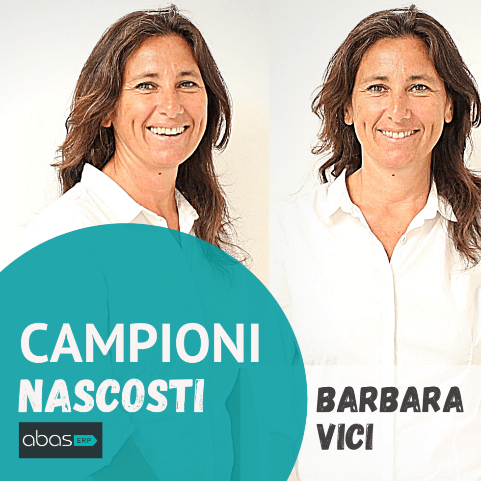 CAMPIONI NASCOSTI   ERP – Episodio 2: Barbara Vici e il recupero del tempo perduto