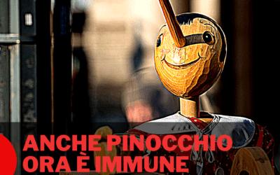 IMMUNE | Episodio 4: Ecco come abbiamo reso immune anche Pinocchio