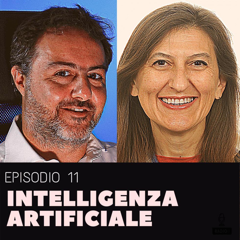 ALLA SCOPERTA DELL'INTELLIGENZA ARTIFICIALE – L'Intelligenza Artificiale in azienda? La si porta così
