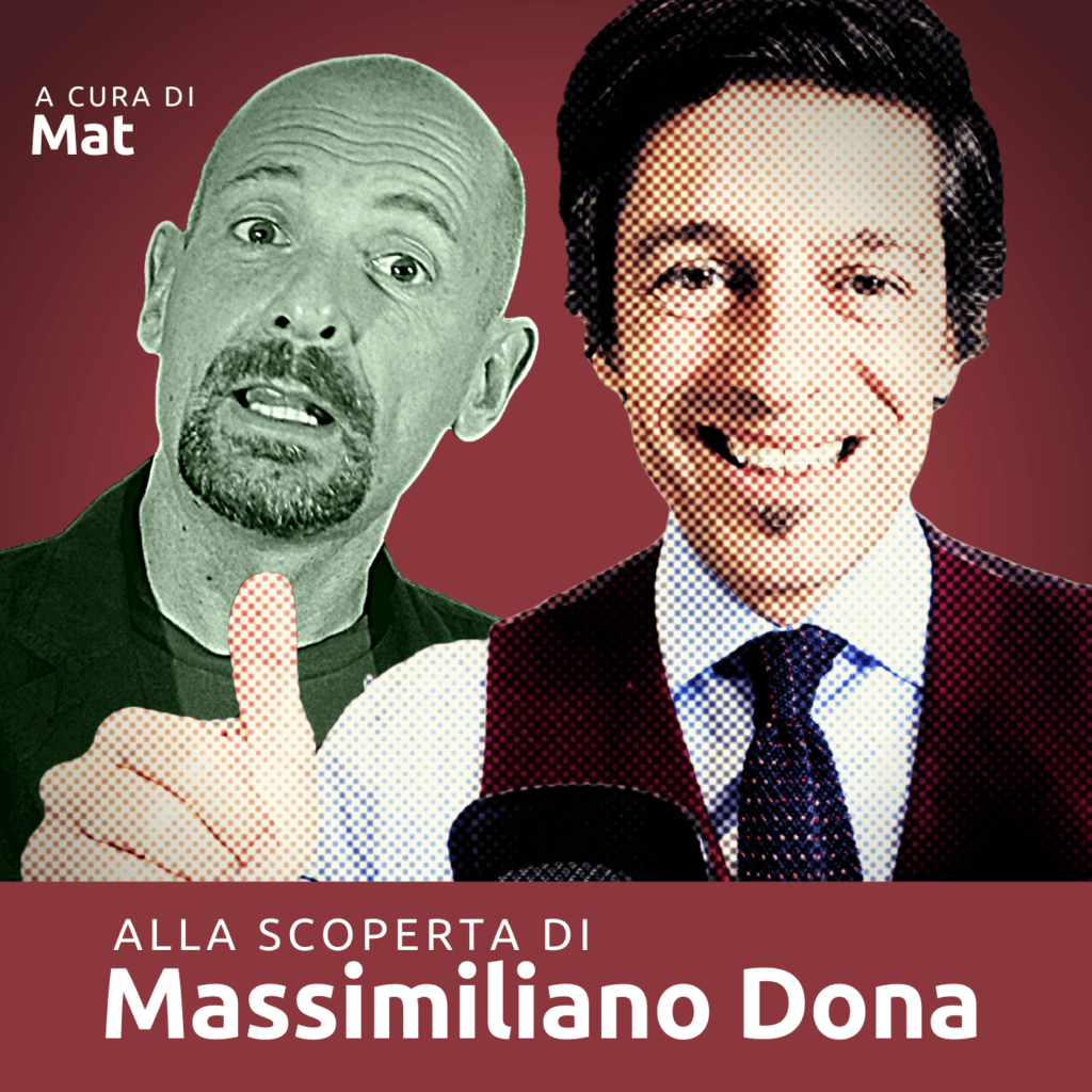 Intervista a Massimiliano Dona