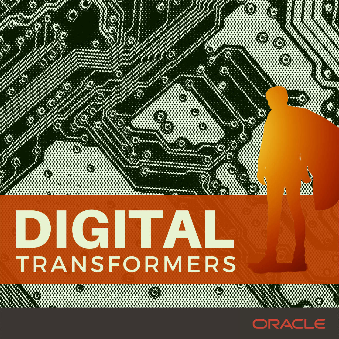 Digital Transformers - Podcast Oracle