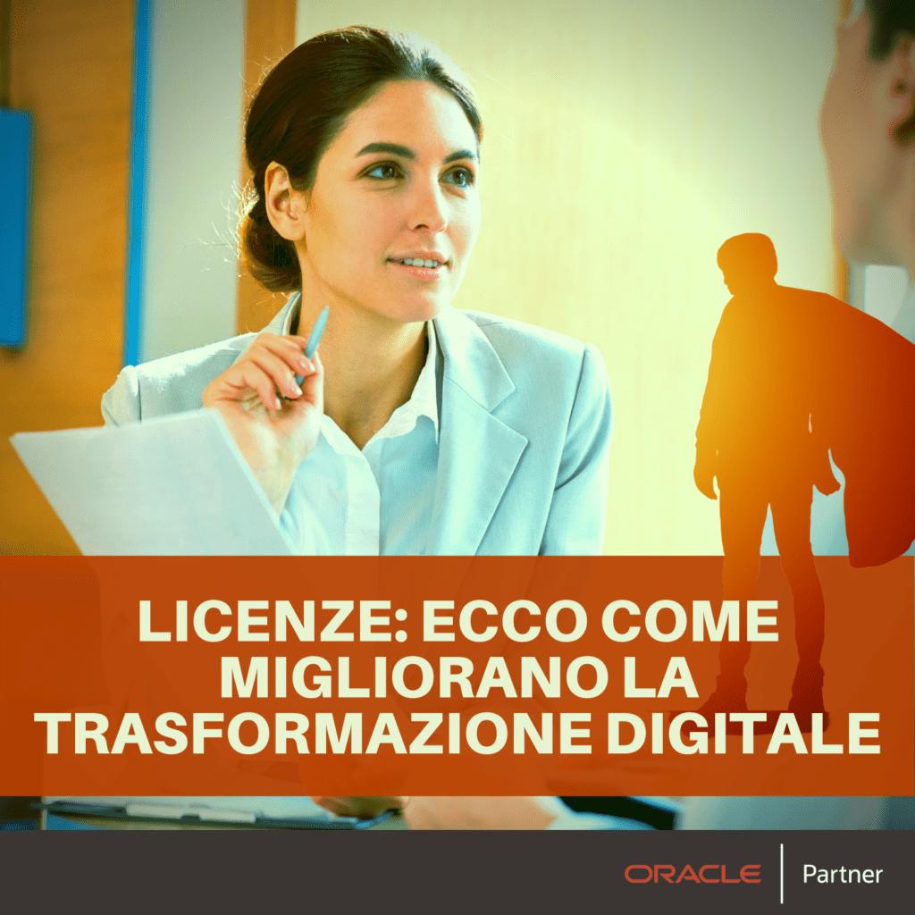 DIGITAL TRANSFORMERS | EP. 3 – La gestione delle licenze migliora la Digital Transformation