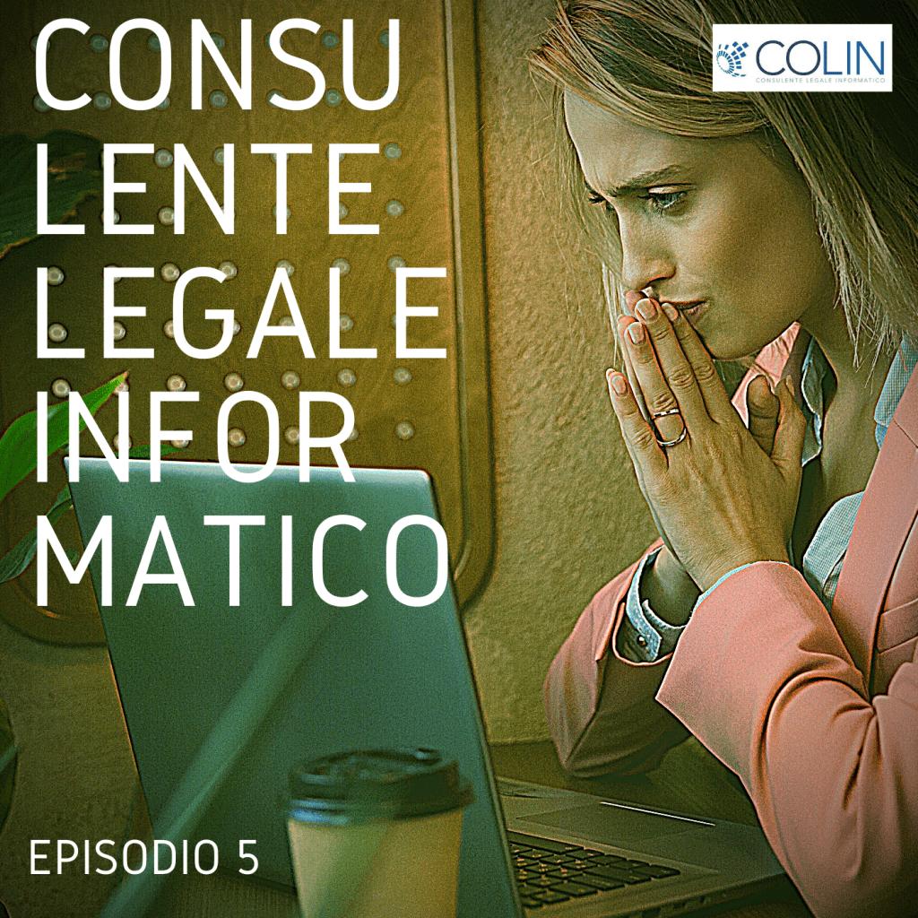COLIN | EP. 5 – Data breach: molto più di una perdita di dati